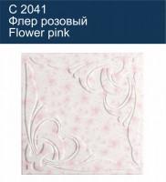 С2041 Флер розовый - Архитектурный декор, лепнина, компания Солид, Екатеринбург