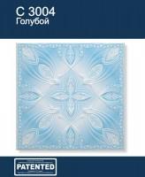 С3004 3D голубой - Архитектурный декор, лепнина, компания Солид, Екатеринбург