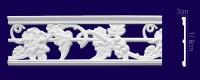 AC302 Молдинг бордюр с рисунком/244*17,8*2см - Архитектурный декор, лепнина, компания Солид, Екатеринбург