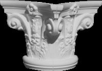 Капитель колонны декоративная С360-305/ D2 - Архитектурный декор, лепнина, компания Солид, Екатеринбург