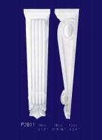P2011 Обрамление дверного проема - Архитектурный декор, лепнина, компания Солид, Екатеринбург